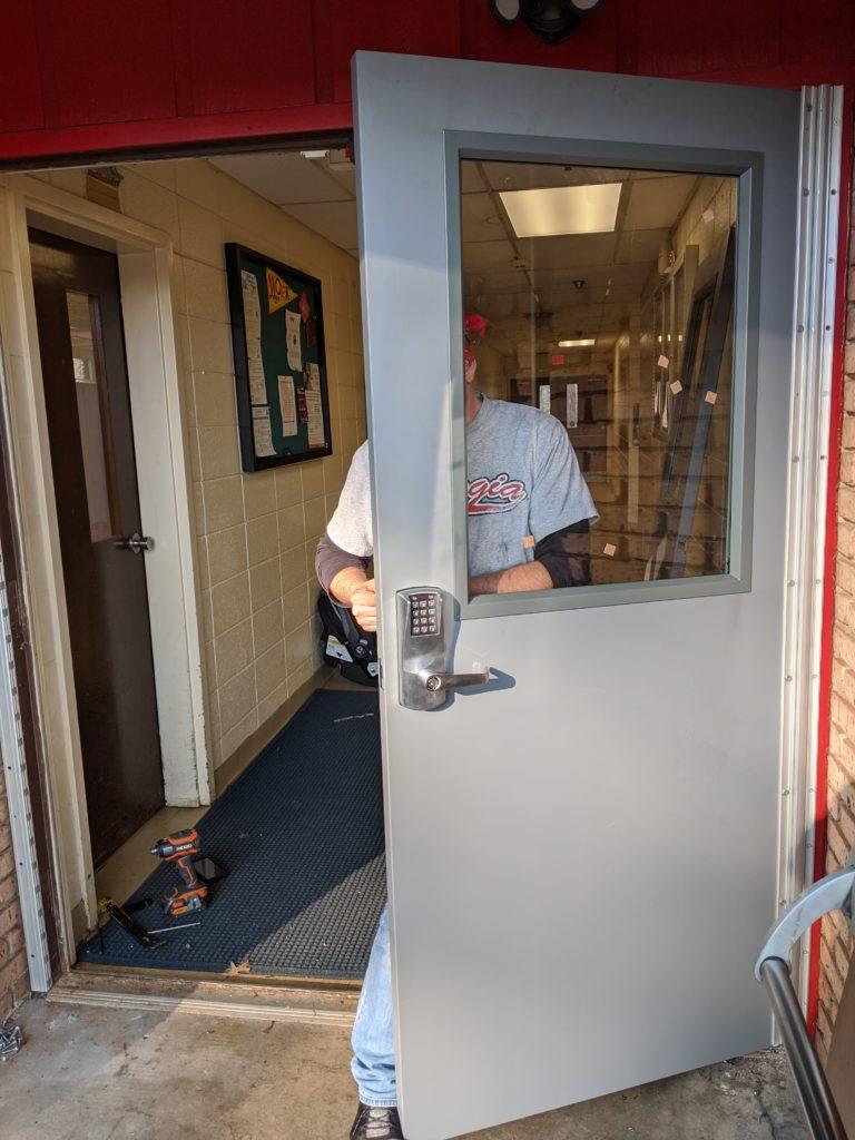24 hour door service